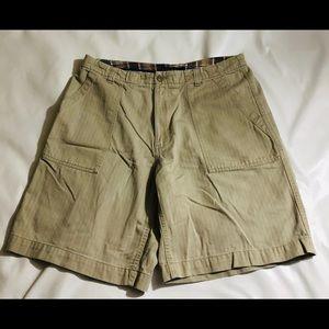 Tommy Hilfiger Khaki tan shorts men's size 34